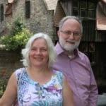 Joachim Kuhs mit Ehefrau Ingrid