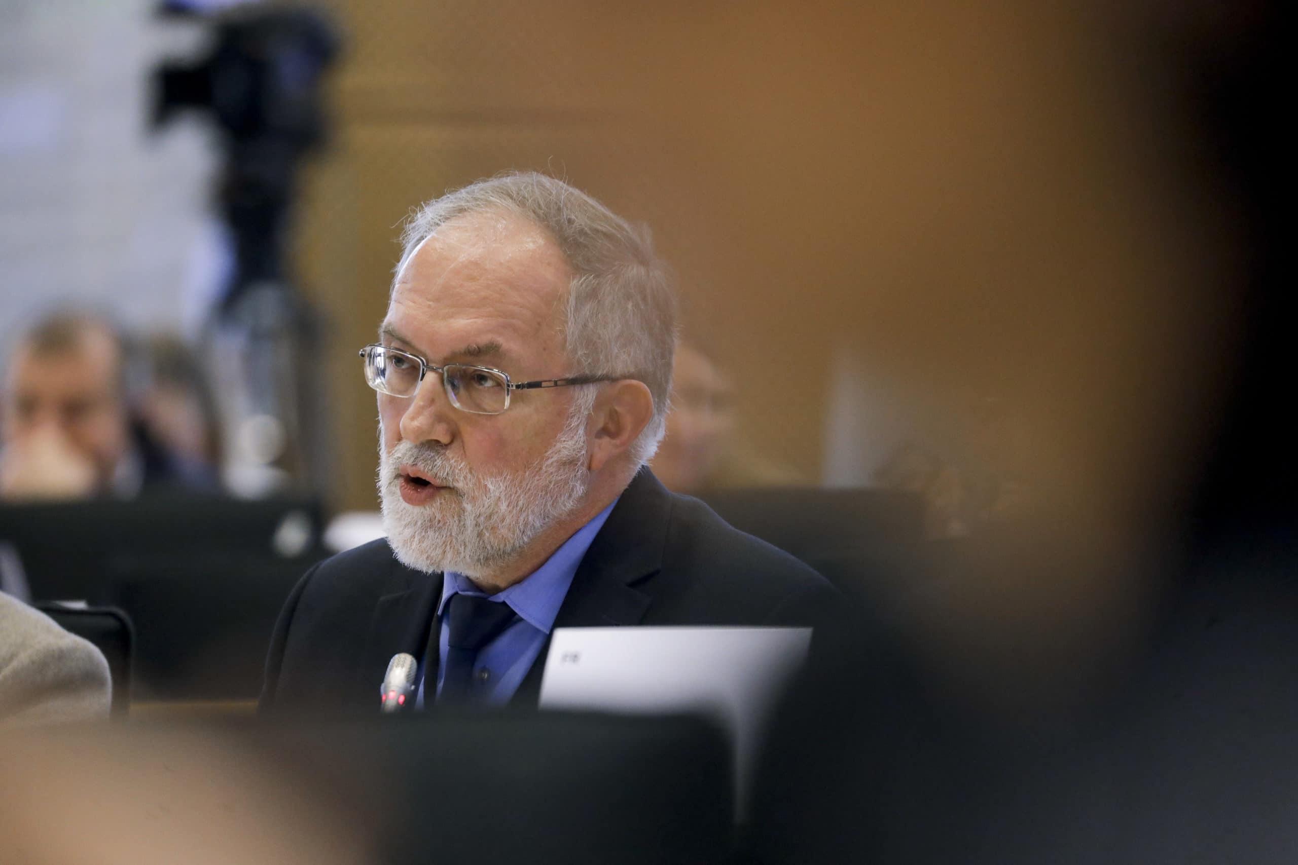 Joachim Kuhs im Plenum