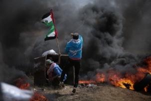 Palästinenser im Gazastreifen