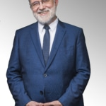 Joachim Kuhs lachend