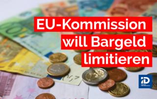 """Die von der EU-Kommission betriebene Bargeldzurückdrängung erinnert an Utopien und totalitäre digitale Kontrolle. Die durchsichtige Strategie erläuternd fährt Joachim Kuhs fort: """"Zuerst sollen Barzahlungen benachteiligt und stigmatisiert werden, um dann das Recht auf Privatsphäre zu kriminalisieren. Unangepassten, kritischen Menschen könnte durch Bargeldabschaffung und Sperrung ihrer Konten die Teilnahme am wirtschaftlichen Leben verunmöglicht werden."""" Die beste Möglichkeit, die angestrebte Bargeldabschaffung zu verhindern: """"Gehen Sie mit gutem Beispiel voran und zahlen Sie so oft wie möglich bar!"""", appelliert Joachim Kuhs abschließend."""