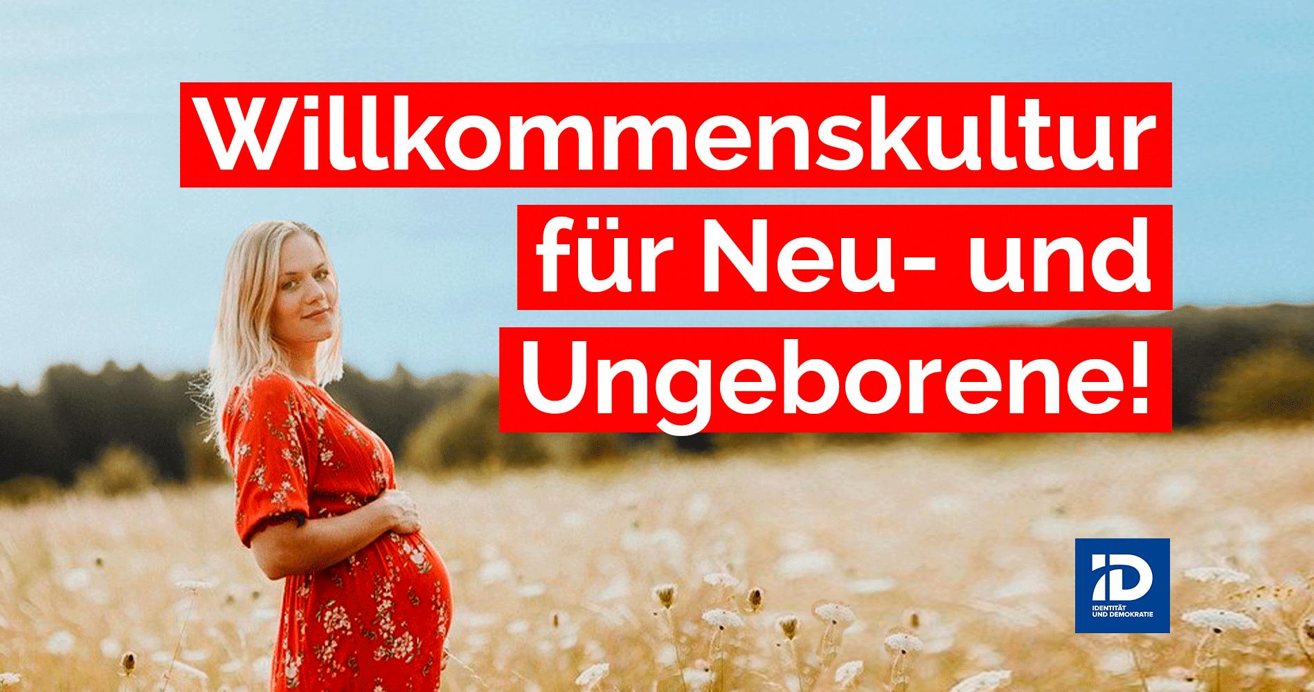 Um der millionenfachen Tragödie der Abtreibung zu begegnen, müssen wir werdende Mütter und Familien viel stärker unterstützen. Die Entscheidung für Kinder muss leichter werden! Deshalb will die AfD zukunftsgerichtet Familien steuerlich begünstigen und finanziell unterstützen. Kinder dürfen in Deutschland kein Armutsrisiko sein!