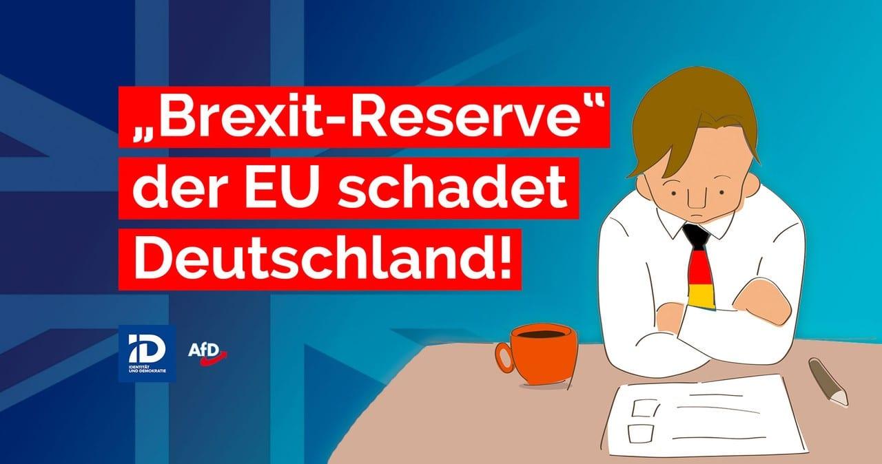 Direkt nach dem der Brexit Wirklichkeit wurde, schlug die EU-Kommission ein neues Budgetinstrument vor, mit dem die wirtschaftlichen Folgen des Brexit adressiert werden sollten. Der sollte so wirtschaftlich verträglicher gestaltet werden, insbesondere für die größeren Handelspartner des Vereinigten Königreichs wie Irland, die Niederlande, Deutschland und Frankreich. Das Paket umfasst fünf Milliarden Euro und wurde der Öffentlichkeit als ein heilbringendes Hilfspaket verkauft. Natürlich wächst Geld nicht auf den Bäumen, so dass die EU-Mitgliedstaaten und deren Steuerzahler dafür mittels ihres Beitrags zum EU-Budget aufkommen müssen. Wir alle wissen, dass Deutschland der größte Beitragszahler ist, sowohl in relativen, wie in absoluten Zahlen. Nach dem Kommissionsvorschlag für die Brexit-Reserve würde Deutschland indes nur drittgrößter Profiteur werden – nach Irland und den Niederlanden. Das hört sich nach einem schlechten Geschäft für den Hauptfinanzier der EU an. Und das ist es auch. Doch das ist nicht das Ende der Geschichte. Das EU-Parlament hat sich der Brexit-Reserve angenommen. Nach dem Vorschlag der französischen Berichterstatterin von der liberalen Renew-Fraktion, der auch die FDP angehört, sollen sich die Verhältnisse weiter verschlechtern. Deutschland rückte auf die vierte Stelle der Begünstigten und würde von Frankreich überholt werden. Sie wissen natürlich: Ist man bei den Altparteien und wird ins EU-Parlament gewählt, wird man gleichsam zum bedingungslosen EU-Befürworter und hängt die Interessen des Heimatlandes und der deutschen Steuerzahler an den Nagel. Für Franzosen ist dies offenbar anders, selbst wenn sie zu Macrons Leuten gehören. Dort denkt man offenbar an die eigenen Steuerzahler. Die EU hat für viele etwas Magisches. Sie nimmt den Steuerzahlern das Geld aus der linken Tasche und steckt weniger in die rechte Tasche zurück – und zaubert vielen Leuten dennoch ein Lächeln ins Gesicht. Für mich ist das jedoch nur ein billiger Trick, der die Haushalts